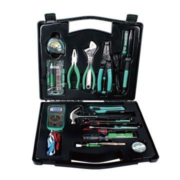 寶工Pro'sKit 電訊工具,52件組,PK-2052