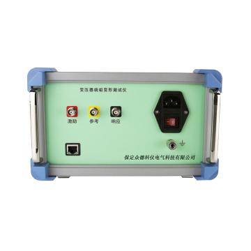 众德科仪 变压器绕组变形测试仪,ZKB560E