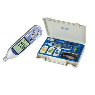 pH计,便携式pH/mV/温度测试仪,PHB-4