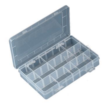 宝工Pro'sKit 元器件收纳盒,24格,203-132E,电子元件盒 分隔盒 元件分格箱 分隔盒 元件分格箱