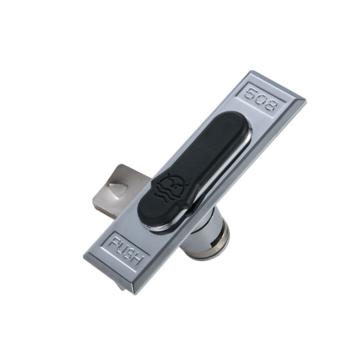 恒珠 平面锁,MS508,镀亮铬