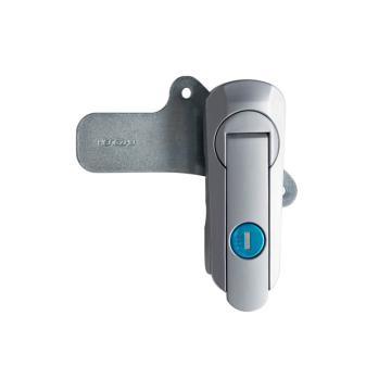 恒珠 平面锁,AB401-3-1,镀沙铬