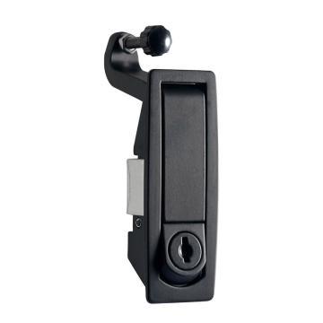 恒珠 平面锁,MS606-1-1,黑色