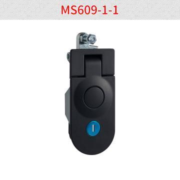 恒珠 平面鎖,MS609-1-1,黑色