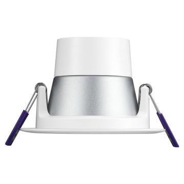 公牛 LED筒燈,3.5W中性光開孔尺寸Φ80mm,MT-A13R51一體白色筒燈40K 3寸,15200106,單位:個
