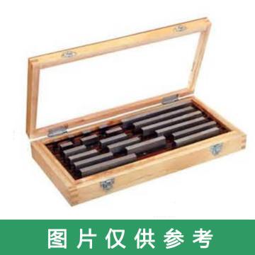 哈量 卡尺检定专用量块,10-291.8mm,12块组 904-01 2级