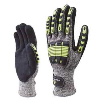 代尔塔DELTAPLUS 防撞手套,209910-9,VV910 户外防撞手套,1副