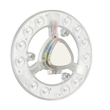 欧司朗 朗德万斯 明致LED吸顶灯模组 替换2D管 圆形环形灯管 带磁铁 12W/830 黄光,单位:个