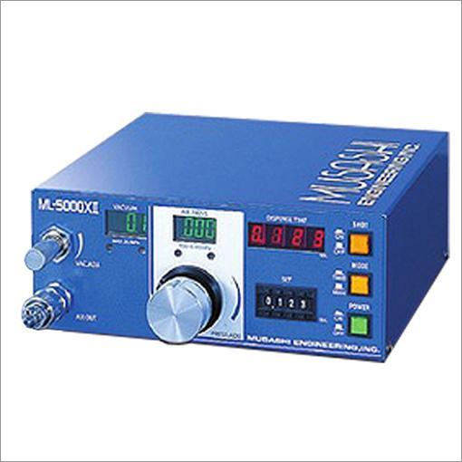 武藏MUSASHI 点胶机,出胶压力 5~700kPa,ML-5000XII-CTR