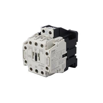 三菱MITSUBISHI 接触器,S-T25 AC200V 2A2B C