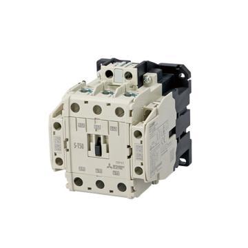 三菱MITSUBISHI 接触器,S-T50 AC200V 2A2B C