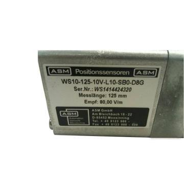 ASM 编码器,WS10-1250-10V-L10-SB0-D8