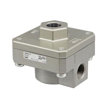 SMC AQ系列快速排气阀,螺纹连接,AQ5000-N06