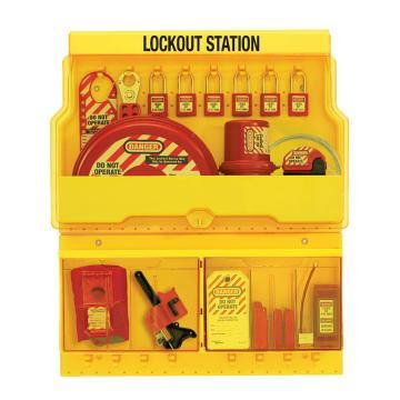 玛斯特锁MasterLock 锁具工作站,S1900VE410