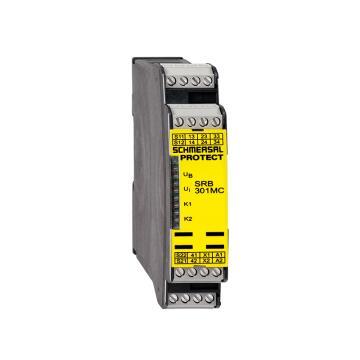 施迈赛SCHMERSRL 继电器相序保护器,SRB301MC
