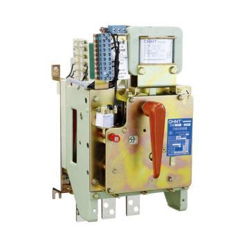 正泰CHINT DW15系列萬能式斷路器,DW15-400A 電磁式電動 AC380V