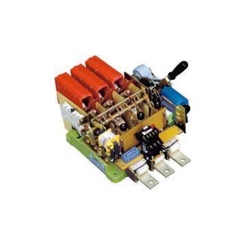 正泰CHINT DW16系列万能式断路器,DW16-400A 手操电磁式 AC380V