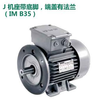 西门子SIEMENS 低压交流异步电机,75KW-4P-B35 1LE0001-2DB03-3JA4