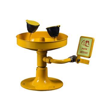 博化 台式洗眼器-标准型,304不锈钢+ABS,XY35-1011