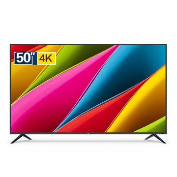 小米 电视,4A 50英寸 L50M5-AD 2GB+8GB HDR 4K超高清 蓝牙语音遥控 人工智能语音网络液晶平板电视