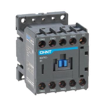 正泰CHINT NXRC系列接触器式继电器,NXRC-22/Z DC24V