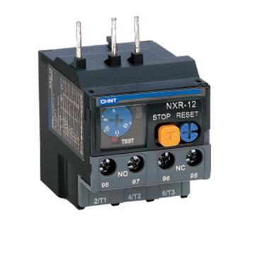 正泰CHINT NXR系列热过载继电器,NXR-12 7-10A