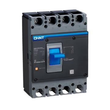 正泰CHINT NXM系列塑壳断路器,NXM-250S/3300 160A 板后接线