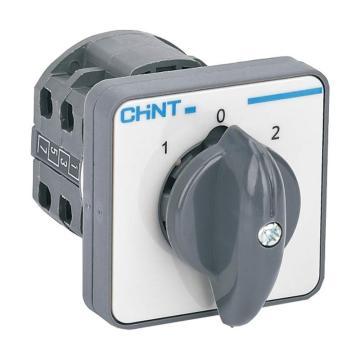 正泰CHINT LW32系列万能转换开关,LW32-20/D202/2