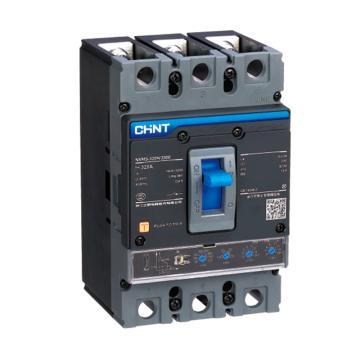 正泰CHINT NXMS系列电子式塑壳断路器,NXMS-400H/3300 400A