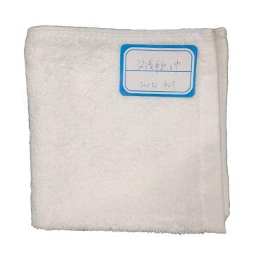 小方巾,小毛巾 30x30cm 40g(32線),單位:條