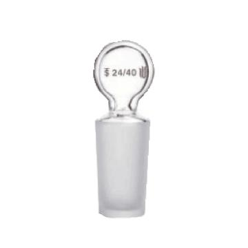 SYSBERY,玻璃空心塞,19#,透明,高硼硅玻璃,10只/盒