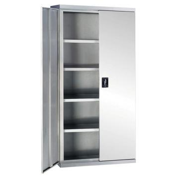 西域推薦 不銹鋼儲物柜,尺寸(mm):1023*555*1800,VBB001