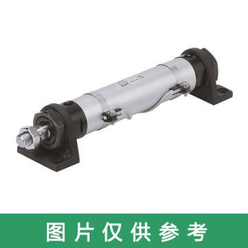 SMC 薄型液压缸,JIS标准,CHMF25-125