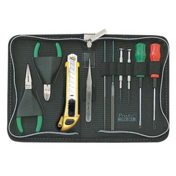 寶工Pro'sKit 迷你工具組套裝,11件套,1PK-301
