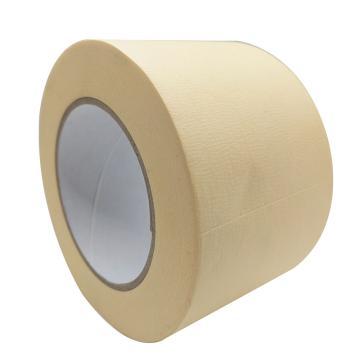 西域推薦 美紋紙高溫遮蔽膠帶,寬度(mm):9,長度(m):50