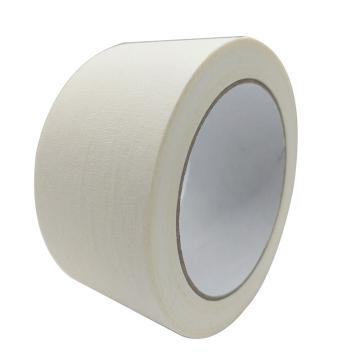西域推荐 美纹纸常温遮蔽胶带,宽度(mm):20,长度(m):50