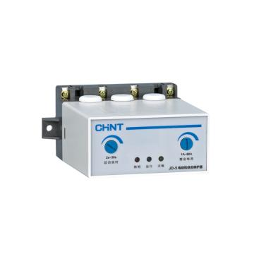 正泰CHINT JD-5电动机综合保护器,JD-5 1A~80A AC380V