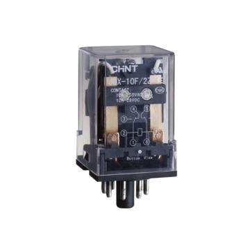 正泰CHINT 功率繼電器,JQX-10F/2Z DC24V