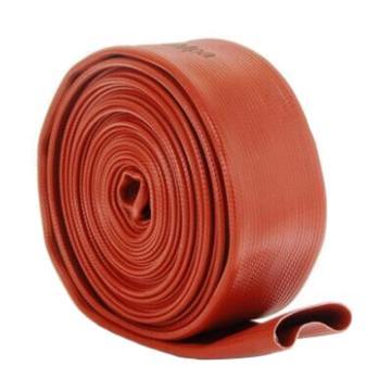 沱雨 丁腈橡胶双面胶水带,口径100mm,工作压力1.3,长度20m(不带接口)