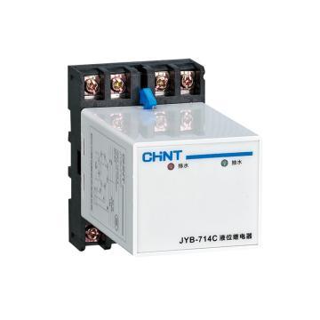 正泰CHINT JYB-714系列液位继电器,JYB-714 AC220V