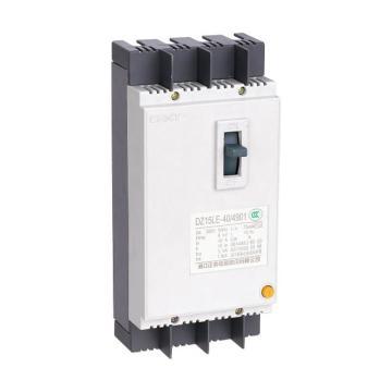 正泰CHINT DZ15LE系列剩余电流动作断路器,DZ15LE-100/4901 100A 30mA