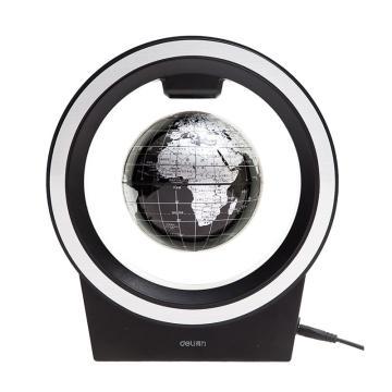 得力 地球仪(黑色),2223,单位:个