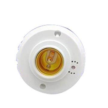 德力西 220V,声控灯座,E27螺口,单位:个