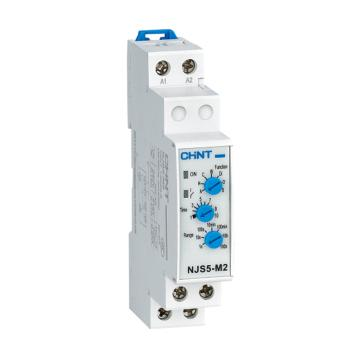 正泰CHINT NJS5-M2时间继电器,NJS5-M2 AC110V