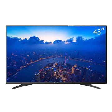 創維(Skyworth)液晶電視機,43E382W 43英寸2K高清智能商用電視(含掛架)