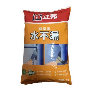 立邦 快涂宝,水不漏,4kg/袋