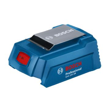 博世BOSCH多功能充电器USB充电宝适配器,裸机,GAA18V-24,1600A00J61