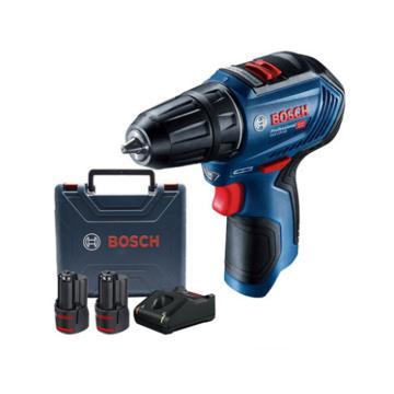 博世BOSCH 鋰電充電式沖擊鉆,GSB 12V-30,雙電,新款,06019G9180