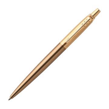 派克笔,乔特 豪华西区拉丝镀金凝胶水笔 单支装