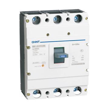 正泰CHINT NM1系列塑料外壳式断路器,NM1-630S/33002 630A